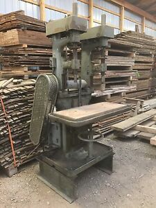 Industrial Drill Press Double 3 Phase The Taylor And Penn Company