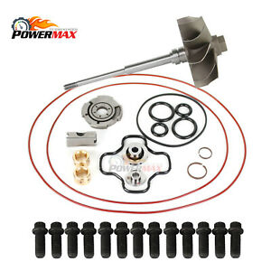 Tp38 Turbocharger Turbine Wheel Shaft Rebuild Kit Ford Powerstroke 7 3l 94 97
