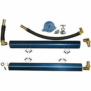 Bbk Fuel Rail Gas Kit New Ford Mustang 1986 1993 5010