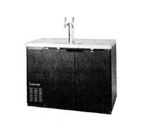 Continental Draft Beer Cooler 50 Wide Kc50