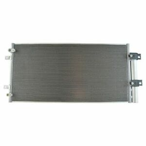 Ac Condenser A c Air Conditioning With Receiver Dryer For Ford Edge Suv Truck