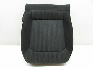 2012 Vw Passat S Front Right Lower Seat Cushion Black 561 881 376 F Oem 12 13 14