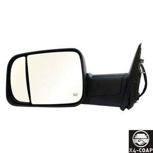 Fit For Ram 1500 2500 3500 Front left Driver Side Lh Door Mirror 68143805ab Vaq2