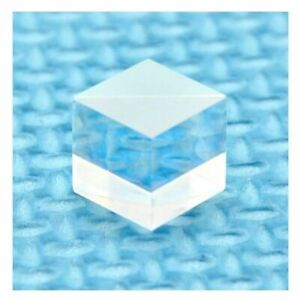 635nm 650nm Red Pbs Transparent Polarizing Beam Splitter Laser Lens Cube 10mm