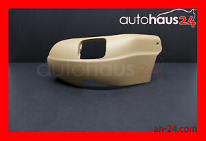 Mercedes Benz W220 S Class S600 S430 00 02 Driver Seat Left Trim Cover Java Oem