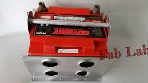 Fab Lab Pc1200 Odyssey Aluminum Racing Battery Box Hold Down Relocation Pc 1200