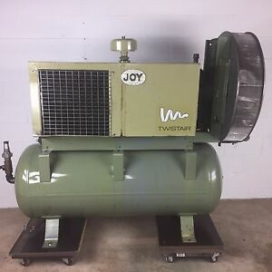 Oy Twistair 15hp Rotary Screw Air Compressor
