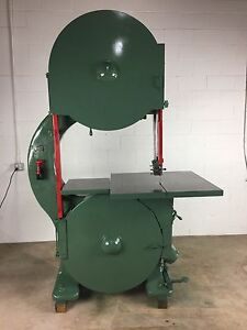 Tannewitz Model Gh Industrial Vertical Bandsaw
