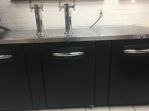 Brand New Master bilt Keg And Tap System