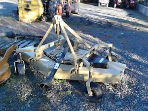 Used Landpride Fdr2572 72 Finish Mower