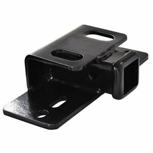 5000lb Step Bumper Mount Mounting For 2 Hitch Receiver Rv Trailer Truck