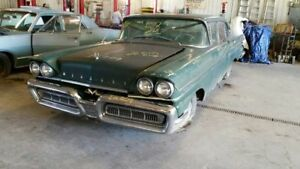1958 Mercury Bare Core Support 293208