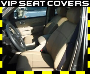 Honda Pilot Clazzio Leather Seat Covers