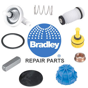 Bradley S73 054 Air Valve Manual