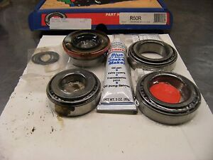 Dana 50 80 97 Ford F250 Differential Bearing Seal Gasket Kit R50r