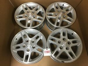 99 00 01 02 03 04 Jeep Grand Cherokee Wheel Rim Set 9041 16x7 Oem 11937
