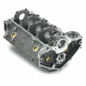 Chevrolet Performance 12480157 350 Main 400 Bore Bowtie Sportsman Engine Block