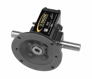Winsmith E35mwns 100 1 56c Washdown Cast Iron C face Speed Reducer 4gap1 New