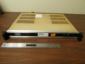 California Microwave Ma 23 Cx Radio Transmitter 23 025 Ghz Analog Video