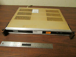 California Microwave Ma 23 Cx Radio Transmitter 21 875 Ghz Analog Video