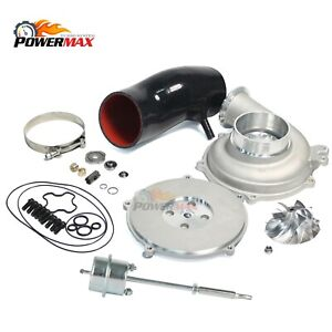 Ford 7 3 Gtp38 Turbo Upgrade Rebuild Repair Kit Housing Billet Wheel Actuator
