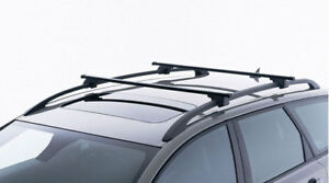 Genuine Roof Load Carrier Rails With Square Profile 31428932