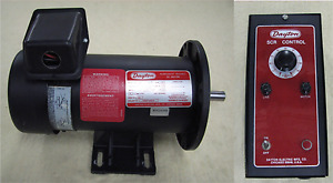 Dayton speed control information on purchasing new and for 2 hp variable speed electric motor