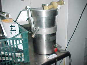 Robot Coupe J25 Commercial Juicer