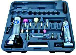 Pneumatic Cut off Tool Right Angle Die Grinder Kit Air Supreme 2060