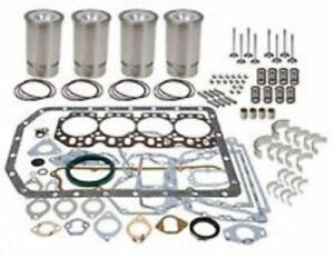Shibaura N844 Engine Overhaul Kit 0 5 Oversized Pok845 Qty 1 D40 Dx40 Farmall