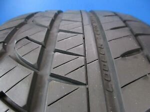 One Used Cooper Zeon Rs3 A 215 45 17 6 7 32 Tread No Patch C1495