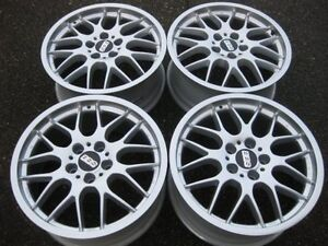 Rare Genuine Bbs Rx206 18x8 Bmw Rims In Stunning Showrrom Condition
