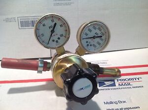 Linde Gas Regulator Tsa 80 580 Cga 580 Tsa80580