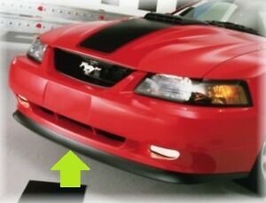 New Cdc 95 04 Mustang Mach 1 Front Lower Bumper Chin Spoiler Fascia Valance