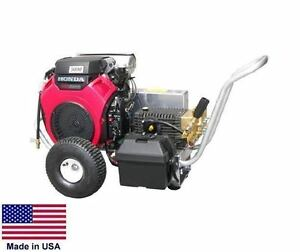 Pressure Washer Portable Cold Water 5 5 Gpm 3500 Psi 20 8 Hp Honda Hp