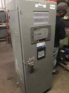 Asco 4000 Series Automatic Transfer Switch 600 Amp 208 Volt