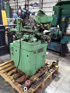 12 X 6 Cincinnati monoset Tool Cutter Grinder Loaded With Tooling