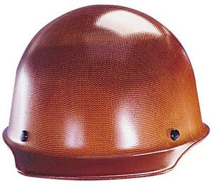 Msa Safety Works 475395 Skullgard Cap Hard Hat Natural