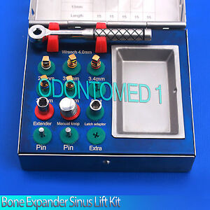 Bone Compression Kit Surgical Sinus Lift Expander Dental Implant dn 2015