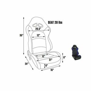 Scat By Procar 80 1616 59r Seat Passenger Side Pro Evolution Series 1616
