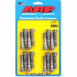 Arp 200 6205 Con Rod Bolts Lentz Replacement W O Washers