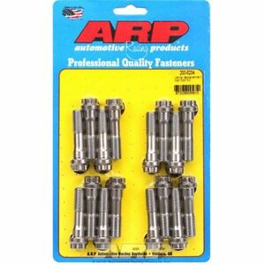 Arp 200 6204 Con Rod Bolts Lentz Replacement W Washers