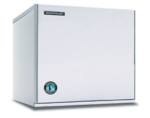 New 415 Lb Ice Maker Hoshizaki Kmd 410mah 5623 Commercial Machine Nsf Air Cool