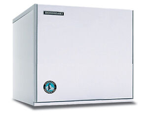 New 553 Lb Ice Maker Hoshizaki Kmd 530mah 5628 Commercial Air Cooled Machine Nsf