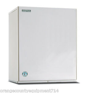 New 889lb Ice Maker Hoshizaki Km 901mrj 5636 Machine Nsf Commercial Remote