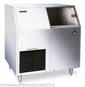 New 303 Lb Ice Maker Flaker Machine Storage Bin Hoshizaki F 300baj 5649 Nsf