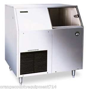 New 501 Lb Ice Maker Machine Storage Bin Flaker Hoshizaki F 500baj 5651