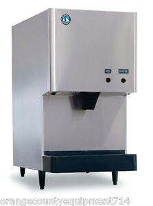 New 282 Lb Ice Maker Dispenser Hoshizaki Dcm 270bah 5663 Commercial Machine Nsf