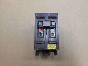 1 Wadsworth A A250ni Circuit Breaker 50a 50 Amp 2p 240v 240 Volt Larger Style