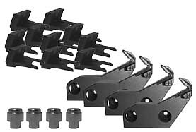 Coats Rim Clamp Tire Changer 24 X out Jaw Kit Coats X models New